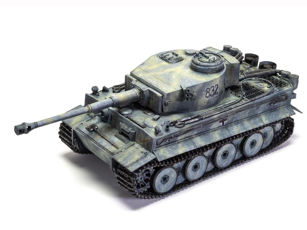 Tiger-1 Early Version (Vista 6)