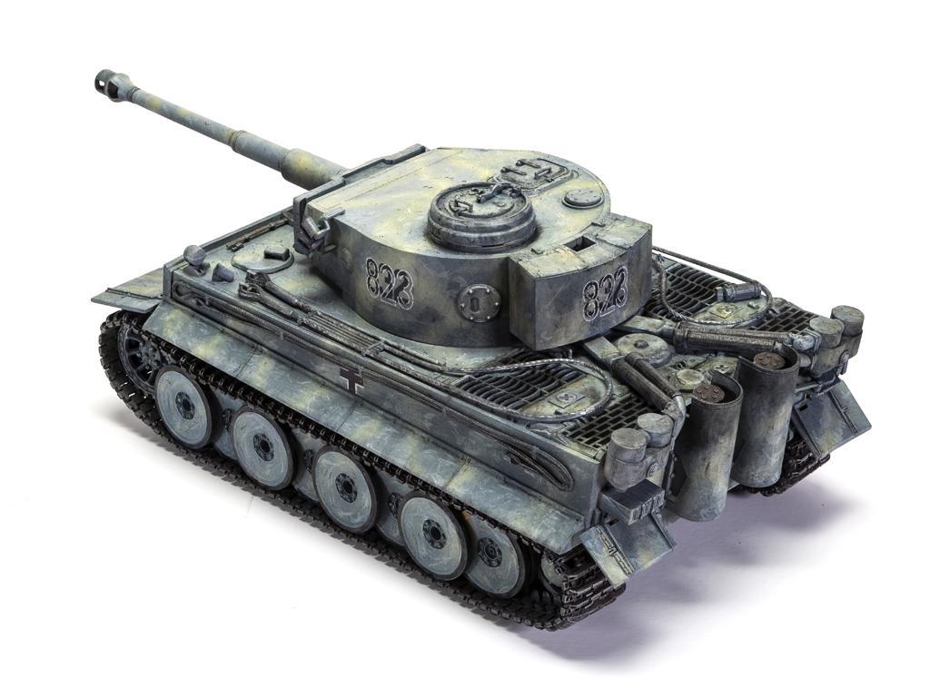 Tiger-1 Early Version (Vista 7)