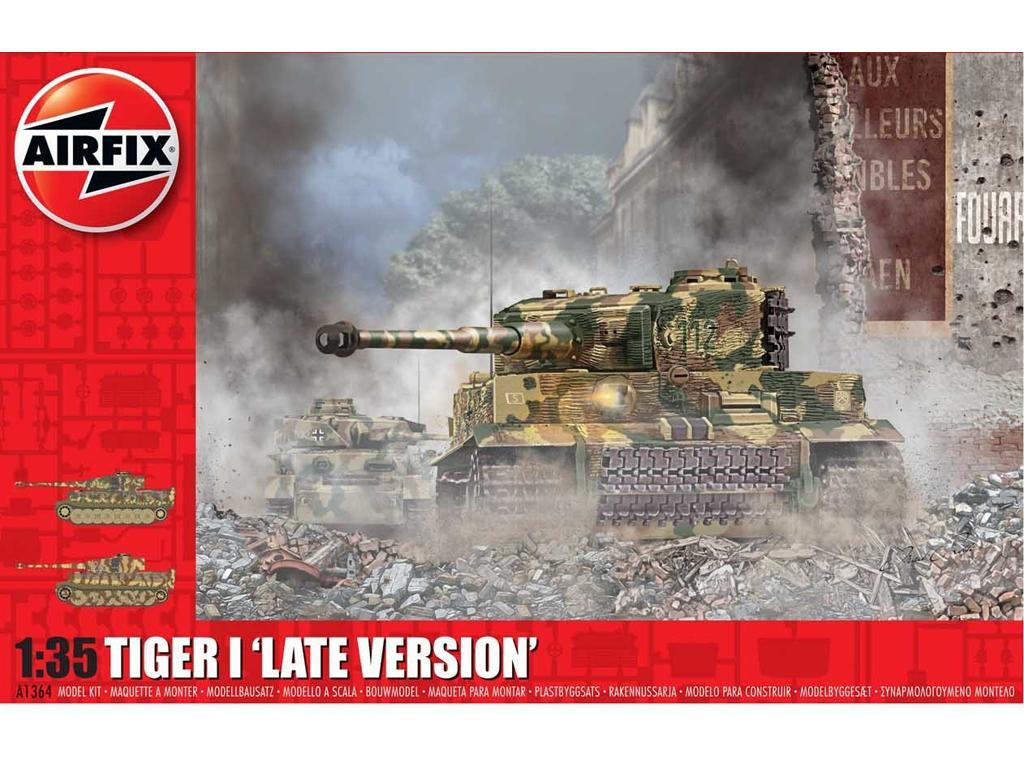 Tiger I Late Version (Vista 1)