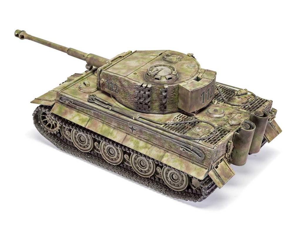 Tiger I Late Version (Vista 3)