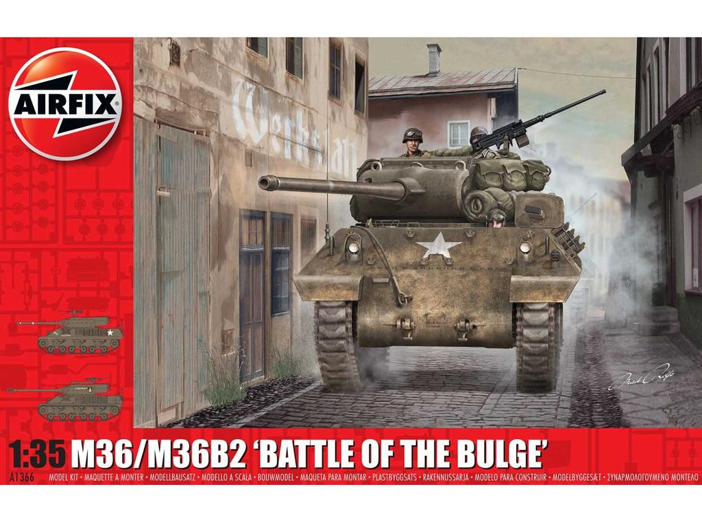 M36/M36B2 Battle of the Bulge (Vista 1)