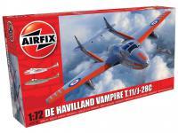 DeHavilland Vampire T.11 / J-28C (Vista 6)