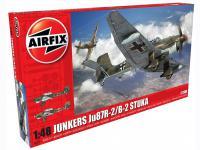 Junkers JU87B-2/R-2 (Vista 3)