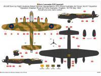 Avro Lancaster B.III (Special) The Dambu (Vista 17)