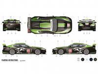 Jaguar XKRGT Fantasy Scheme (Vista 4)