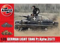 German Light Tank Pz.Kpfw.35(t) (Vista 6)
