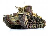German Light Tank Pz.Kpfw.35(t) (Vista 7)