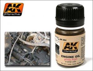 Efectos aceite motor, acabado brillante - Ref.: AKIN-084