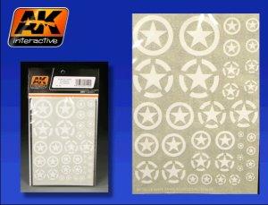 Estrellas Blancas Americanas  (Vista 1)