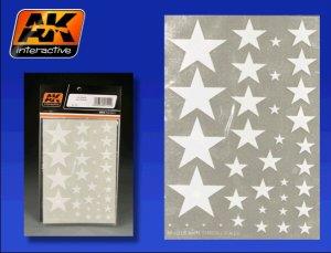 Estrellas Americanas Todas Las Escalas  (Vista 1)
