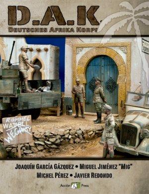 D.A.K. Deutsches Africa Korps  (Vista 1)