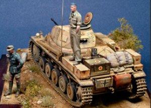 D.A.K. Deutsches Africa Korps  (Vista 3)