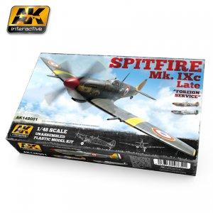 Spitfire MK. IXC Late  (Vista 1)