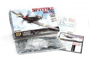 Spitfire MK. IXC Late  (Vista 4)
