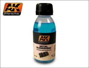 Liquido para Oxidar Orugas de Metal - Ref.: AKIN-159