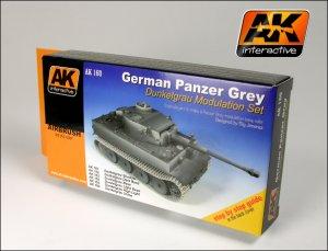 Set de Modulacion Gris Panzer  (Vista 1)