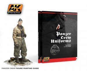 Panzer Crew Uniforms Painting Guide L - Ref.: AKIN-272