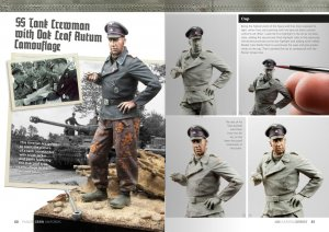 Panzer Crew Uniforms Painting Guide L