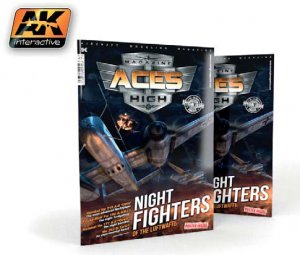 Aces High Magazine Nº 1  (Vista 1)