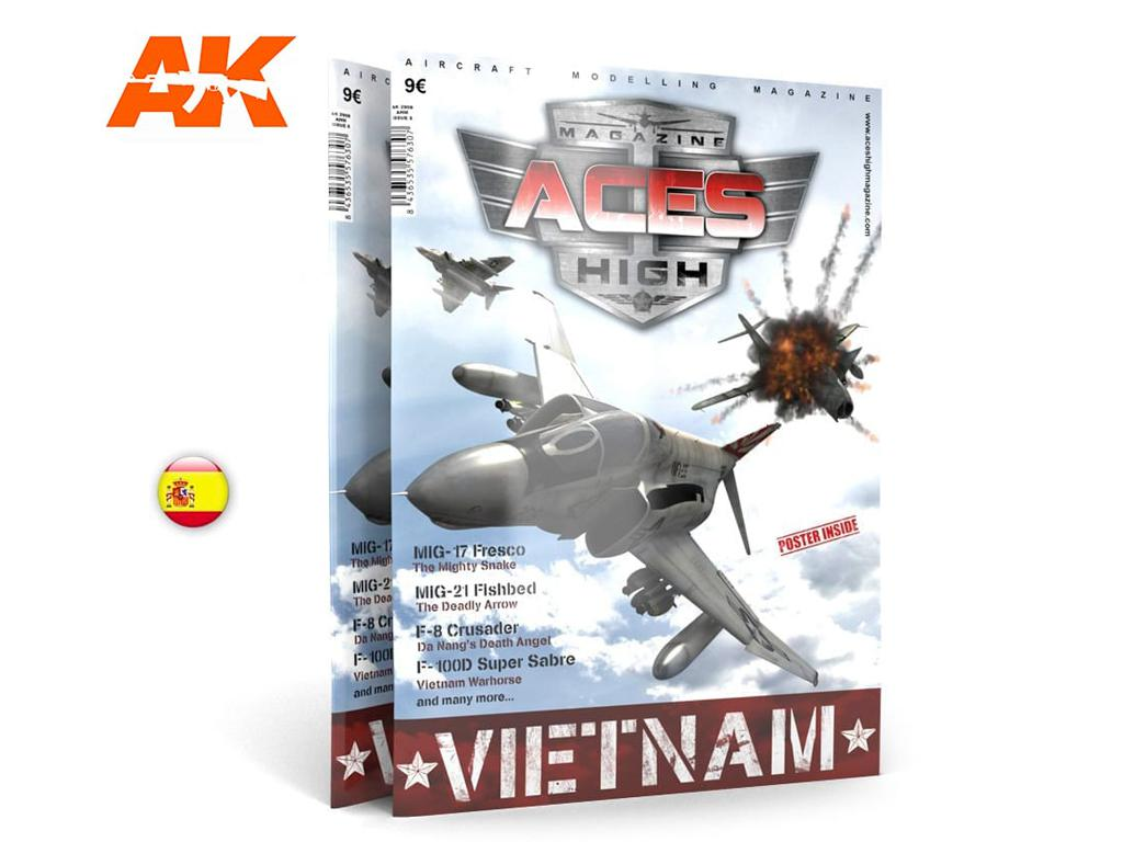 Aces High Issue 5 Vietnam