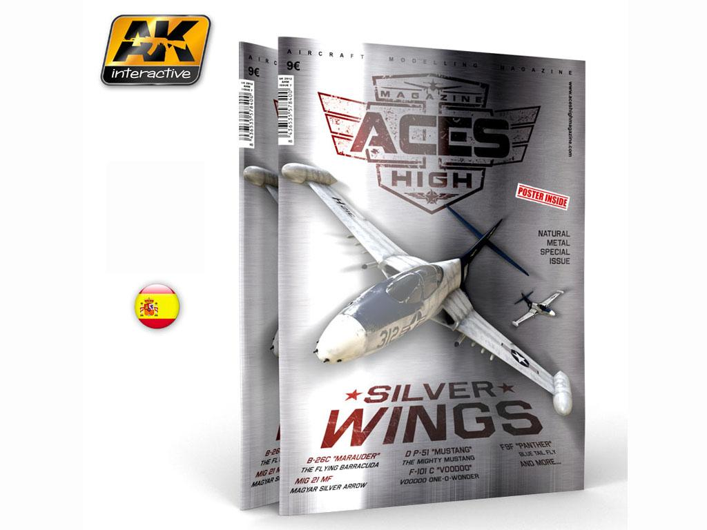 Aces High Nº 7 Silver Wings
