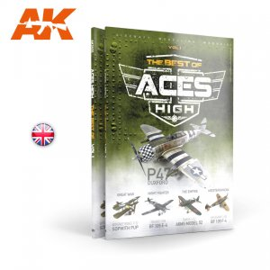 Aces High Magazine The Best of Vol 1  (Vista 1)