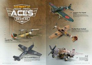 Aces High Magazine The Best of Vol 1  (Vista 2)