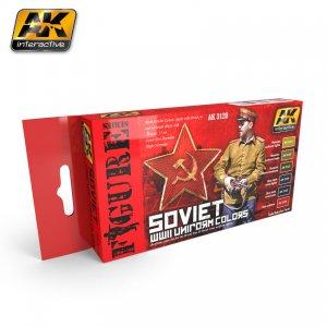 Uniformes Sovieticos - Ref.: AKIN-3120