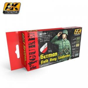 German Field Grey Uniforms  (Vista 1)