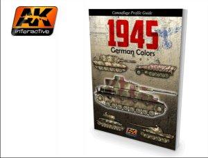 Colores Alemanes 1945, Guia DE Perfiles  - Ref.: AKIN-403