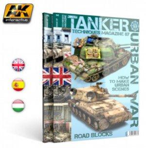 Tanker Nº 7 Batallas Urbanas  (Vista 1)