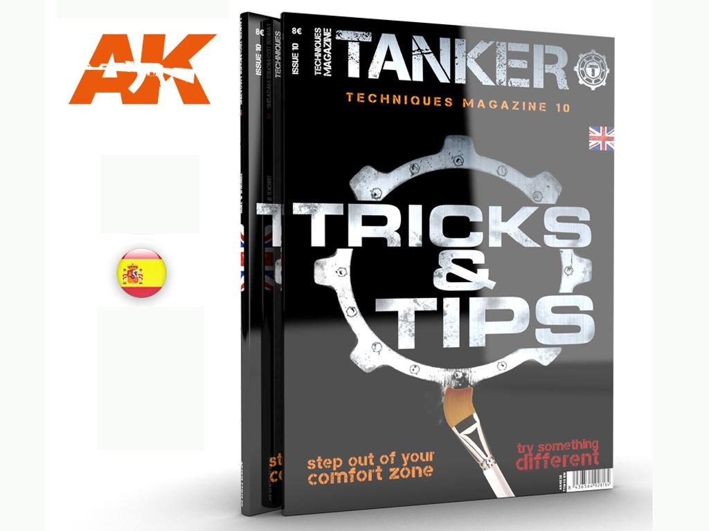Tanker 10 , Edicion Especial  (Vista 1)