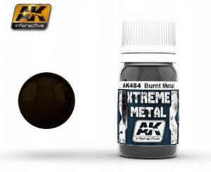 Metal Quemado  (Vista 1)