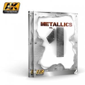 Metallics Vol. 1 - Ref.: AKIN-507