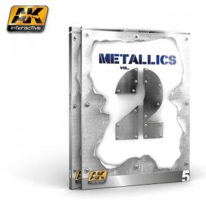 Metallics Vol. 2 - Ref.: AKIN-508