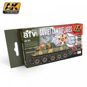 Camuflajes Sovieticos  (Vista 1)