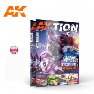 Aktion Nº 1 - Ref.: AKIN-6300