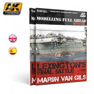 Modelling Full Ahead Special 1/ Lexingto