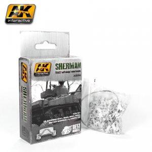 Sherman T54E2 - Ref.: AKIN-684