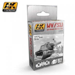 KV-1S / KV-85 / SU-152  (Vista 1)