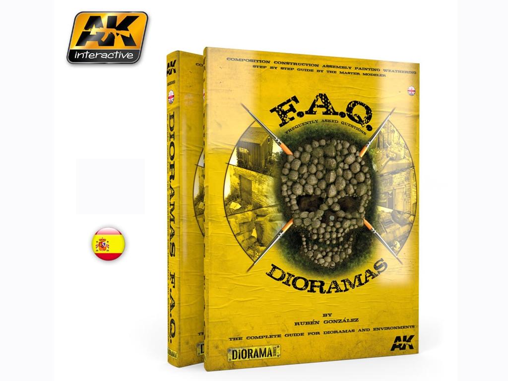 Dioramas F.A.Q. - Ref.: AKIN-8001