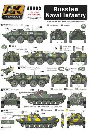 Transfer Infantería Naval Rusa  (Vista 2)