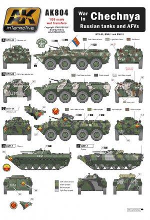 Transfer Guerra Chechenya  (Vista 2)