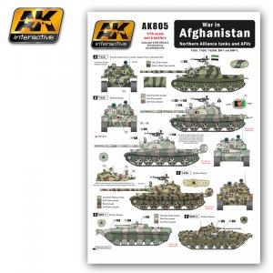 Transfer Alianza del Norte Afganistán  (Vista 1)