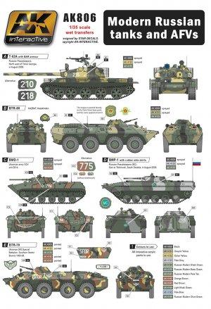Transfer Tanques Modernos Rusos  (Vista 2)