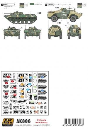 Transfer Tanques Modernos Rusos  (Vista 3)