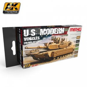 U.S. Modern Vehicles  (Vista 1)