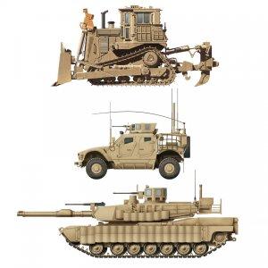 U.S. Modern Vehicles  (Vista 2)