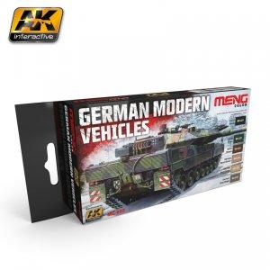 Vehiculos Alemanes Modernos  (Vista 1)