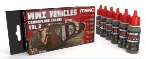 Camuflaje de vehículos vol. 2 - Ref.: AKIN-MC805